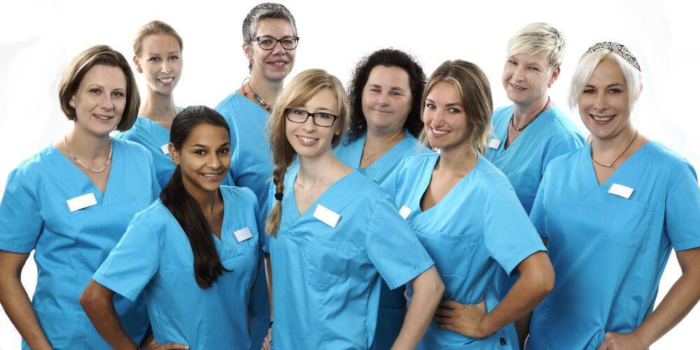 hautarztpraxis kassel team